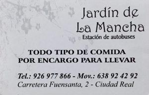 EL JADRIN DE LA MANCHA