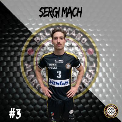 3. SERGI MACH