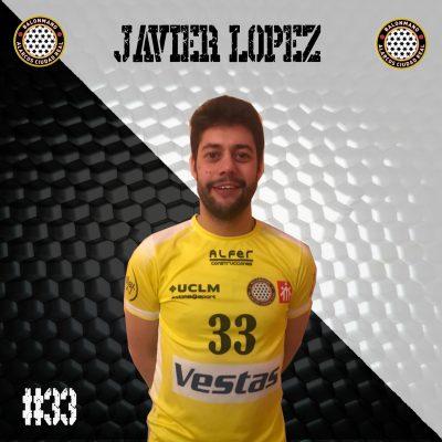 33. JAVIER LOPEZ