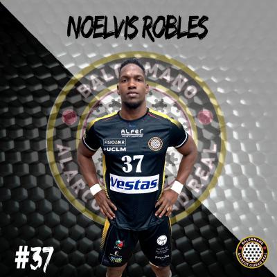 37. NOELVIS ROBLES