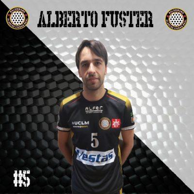 5. ALBERTO FUSTER