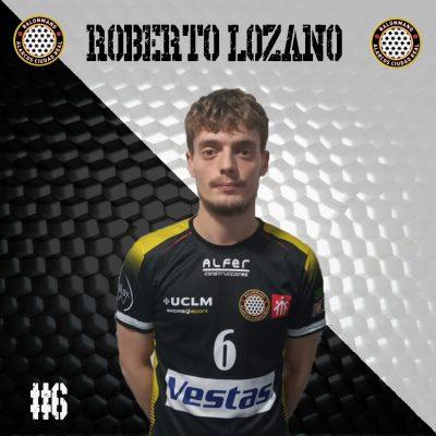 6. ROBERTO LOZANO