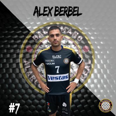 7. ALEX BERBEL