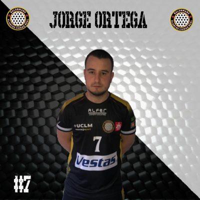 7. JORGE ORTEGA