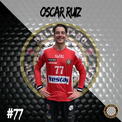 77. OSCAR RUIZ