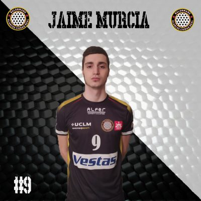 9. JAIME MURCIA