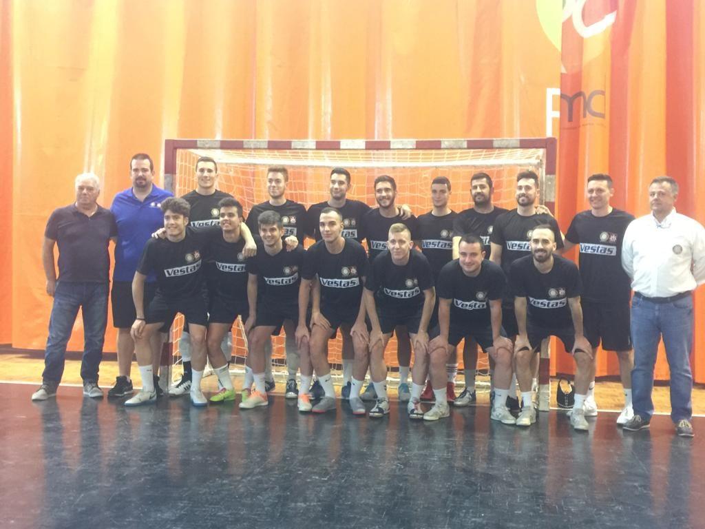 El Alarcos Salesianos Fútbol Sala ya toca balón