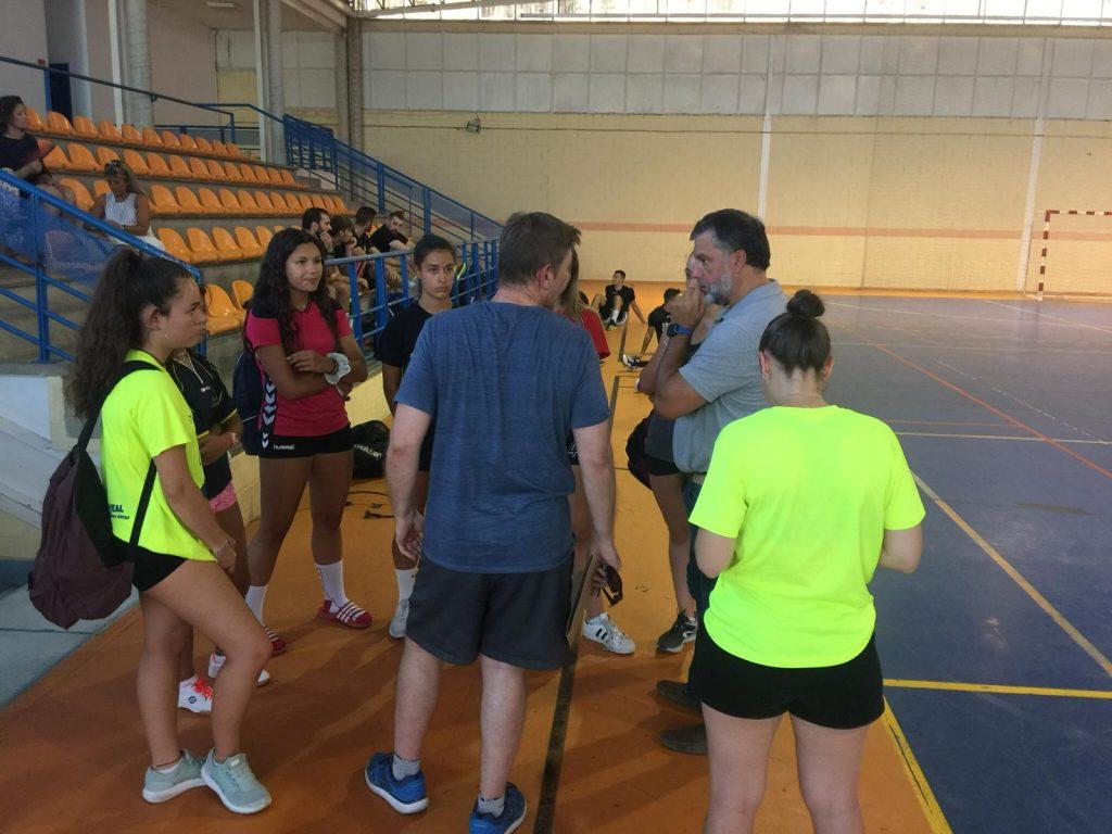 Consolidar, aglutinar y unificar: objetivos de los equipos femeninos