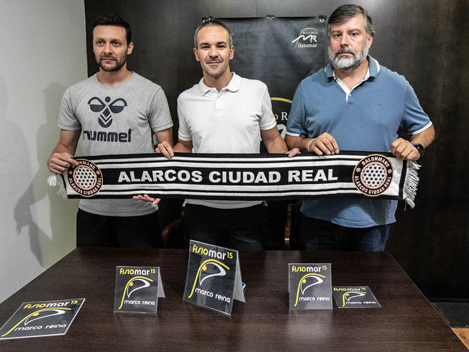 """Leo Herrera llega al """"proyecto deportivo más ilusionante que haya tenido Ciudad Real"""""""