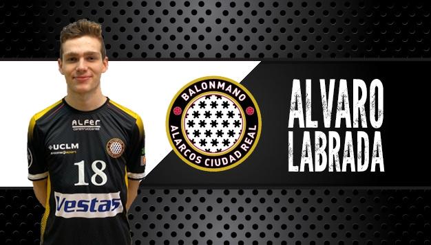 18. ALVARO LABRADA
