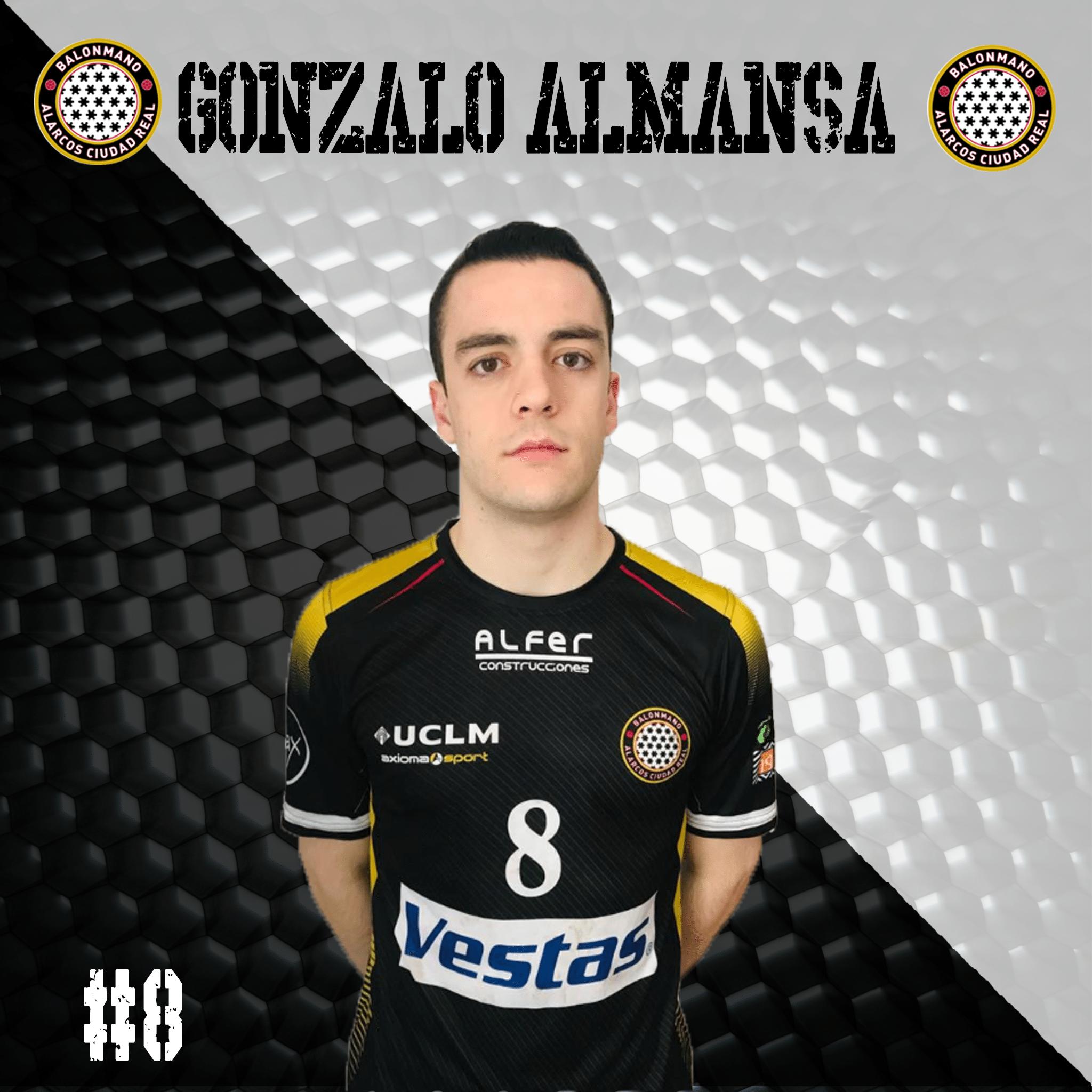 GONZALO ALMANSA