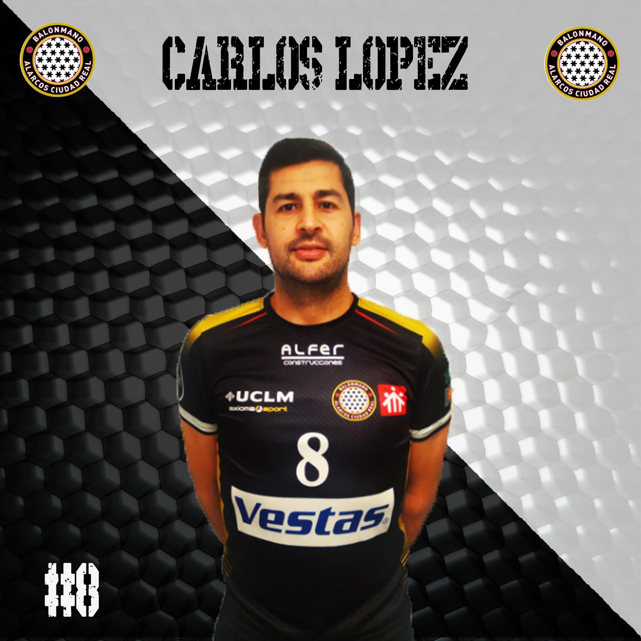 8. CARLOS LOPEZ