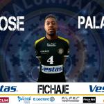 José Palacios, fortaleza zurda para el Vestas Balonmno Alarcos Ciudad Real