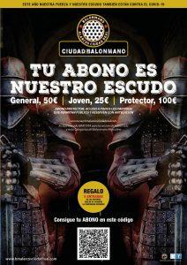 Precios especiales para una campaña de abonados especial, el Vestas BM Alarcos busca el escudo de sus abonados