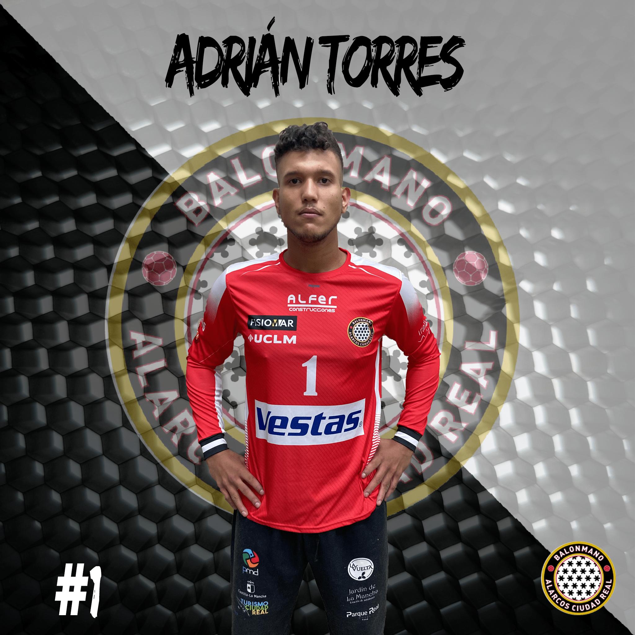 1. ADRIÁN TORRES