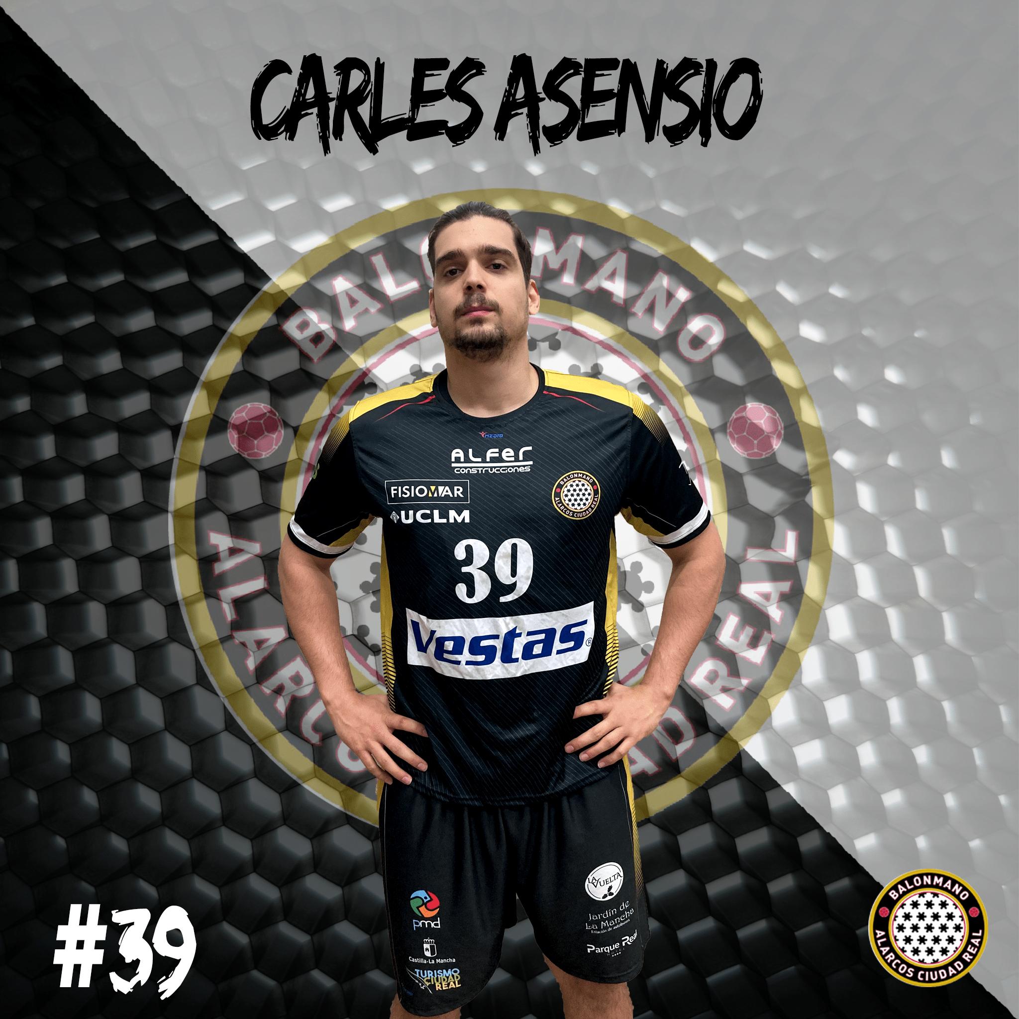 39. CARLES ASENSIO