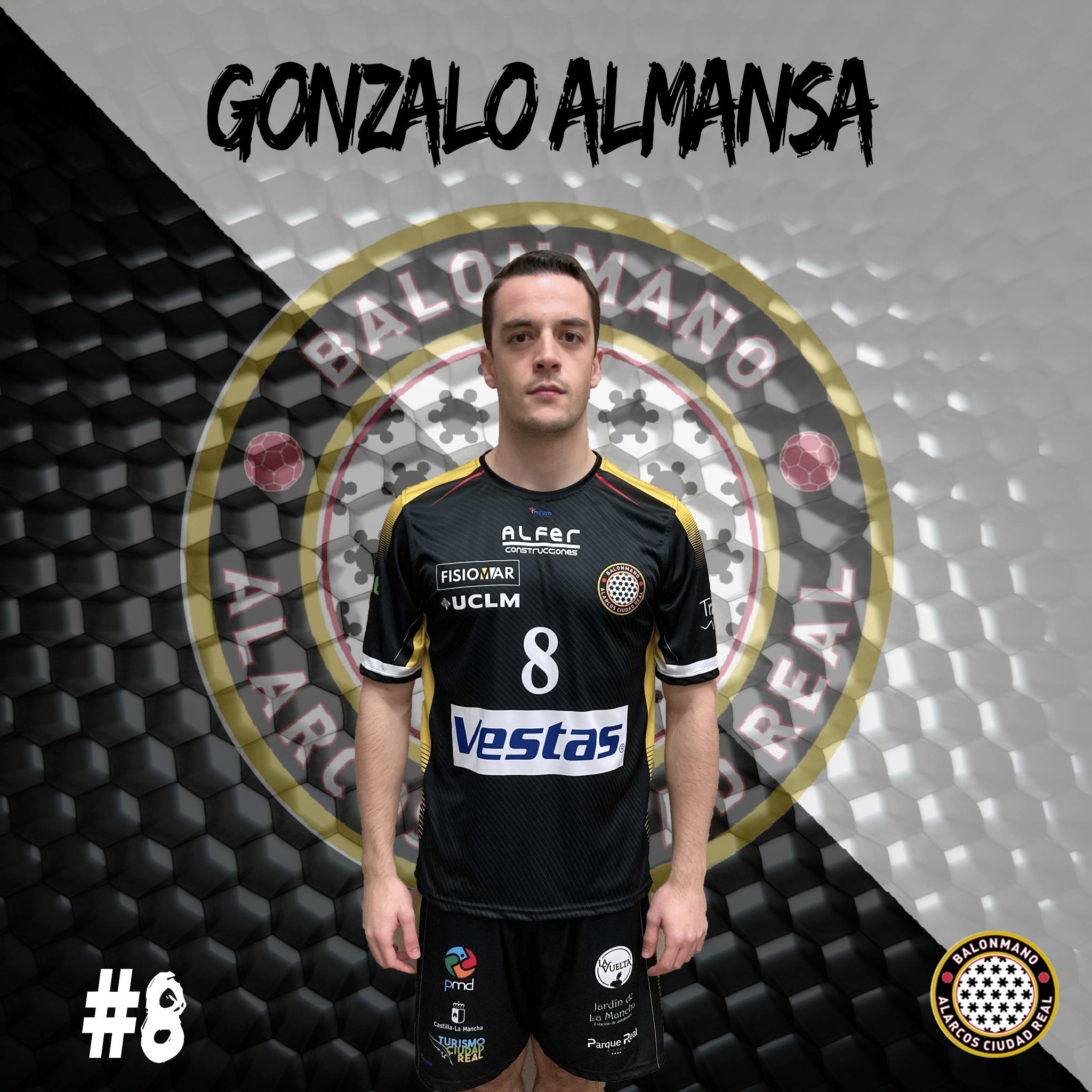 8. GONZALO ALMANSA
