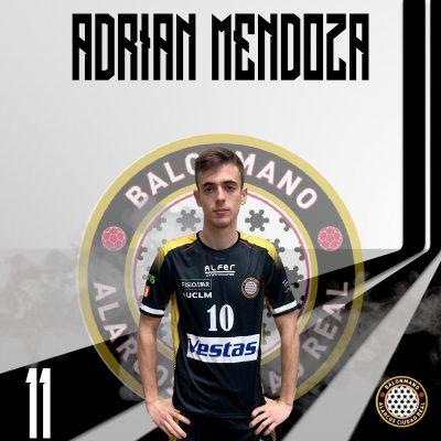 11. ADRIAN MENDOZA