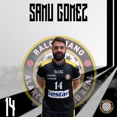 14. SAMU GOMEZ