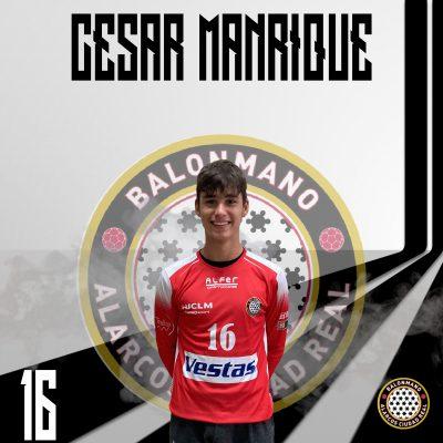 16. CESAR MANRIQUE