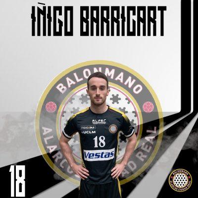 18. IÑIGO BARRICART