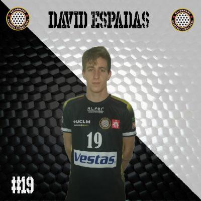 19. DAVID ESPADAS