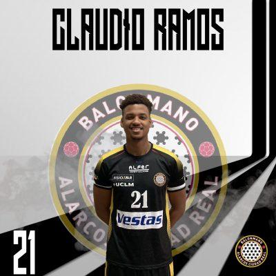 21. CLAUDIO RAMOS