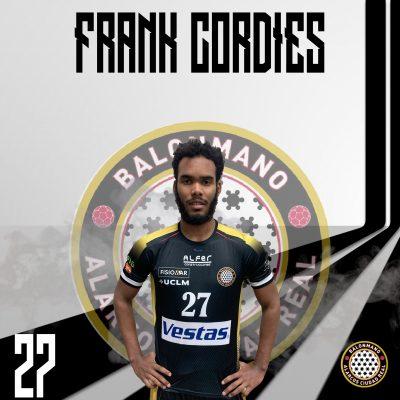 27. FRANK CORDIES