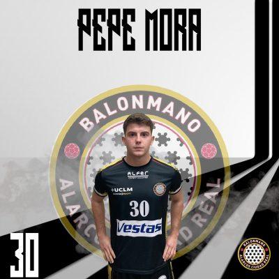 30. PEPE MORA