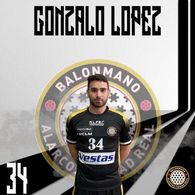 34. GONZALO LOPEZ
