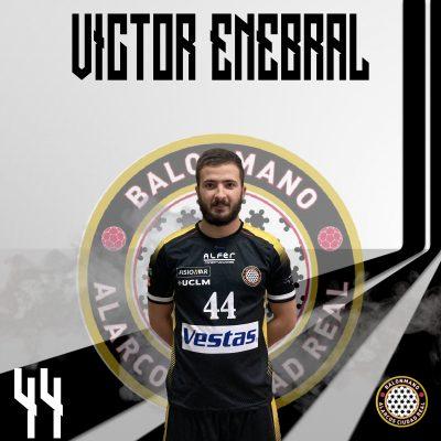 44. VICTOR ENERBRAL