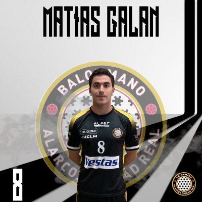8. MATIAS GALAN
