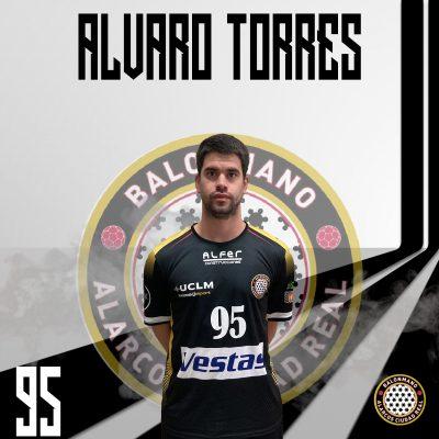 95. ALVARO TORRES