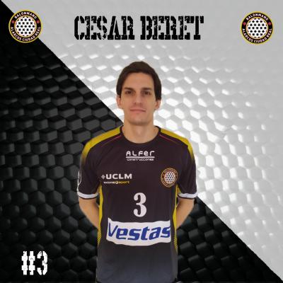 CESAR BERET