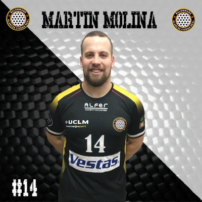 MARTIN MOLINA